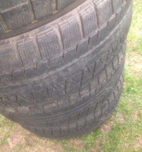 Шины Bridgestone Blizzak 245/50 R18
