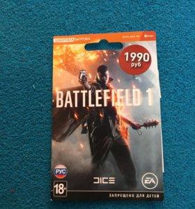 Игра BATTLEFIELD 1 для компьютера