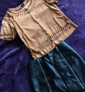 Набор (кофта+юбка)