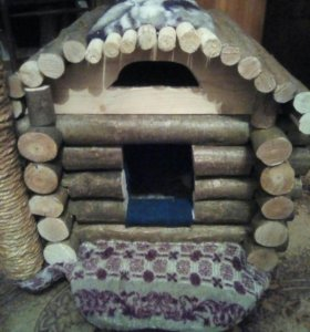 Домик для кошки(ТОРГ)