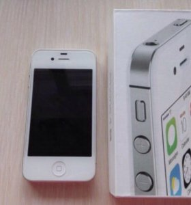 Продам iPhone 4s(64 gb)