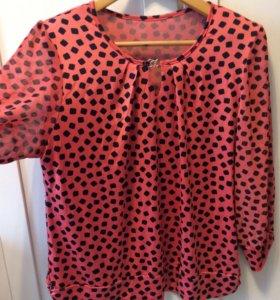 Блузка 46 -48 размер