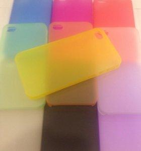 Ультротонкие чехлы Apple на iPhone 4/4s