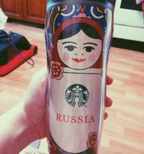 Starbucks термокружка