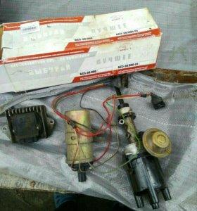 Электронное зажигание на Ваз 2101-07