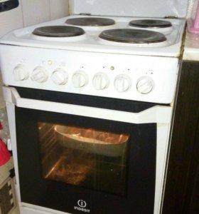Печка indesit