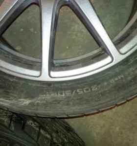 Литье, шины