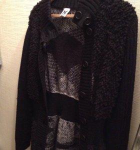 Пальто Missoni и DKNY