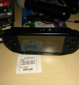 PSP 1008+карта 8Gb прошитая
