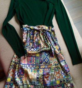 Платье из Буду Мамой