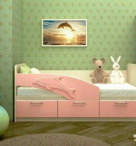 Детская кровать фор