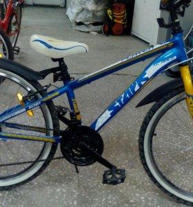Велосипед Stark Challenger.
