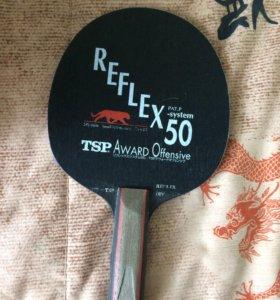 Специально ракетка для настольного тенниса