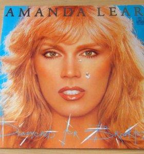 AMANDA LEAR - Diamonds For Breakfast 1980 / винил