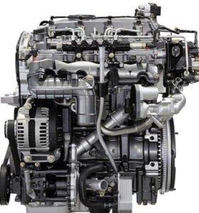 Запчасти на двигатель Форд Транзит