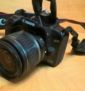 Фотоаппарат, Canon 1000D