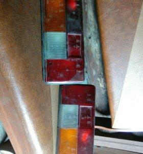 Задние фонари на ваз 05