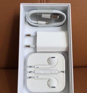 Новый IPhone 5s silver 16 Gb , RCT