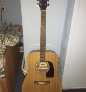 Акустическая гитара ариа