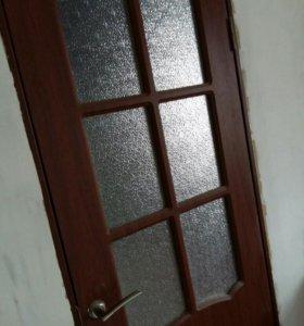 Межкомнатная дверь . комплект