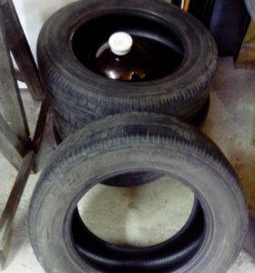 Шины лето R15/195/65 Bridgestone b250