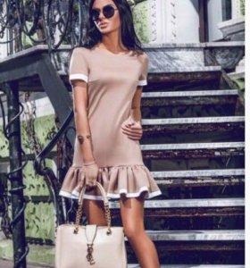 Новое с биркой платье