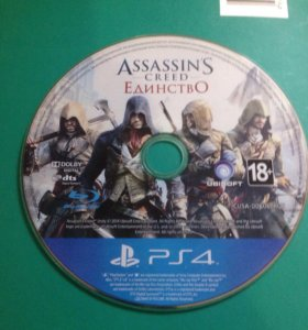 Assassin'S creed Единство к PS4