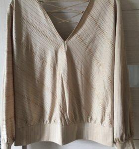 Блузка нарядная 46-48