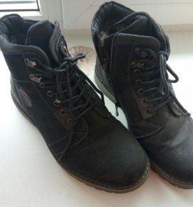 Ботинки зима муж.