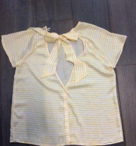 Новая блузка Zara Trafaluc