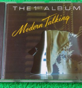 MODERN TALKING - The 1st Album / Hansa Germany CD