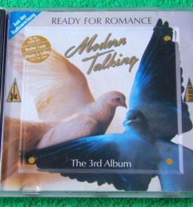 MODERN TALKING - Ready For Romance 1986 Hansa CD