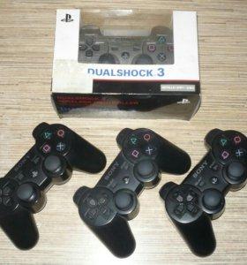 Оригинальные геймпады Playstation 3 джойстик PS 3