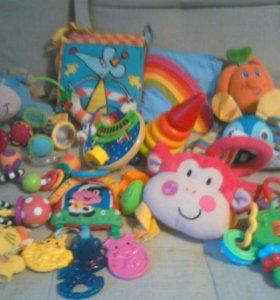 Пакет игрушек до 1 года