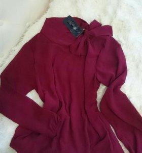 Женская блузка, новая, размер 42-44.