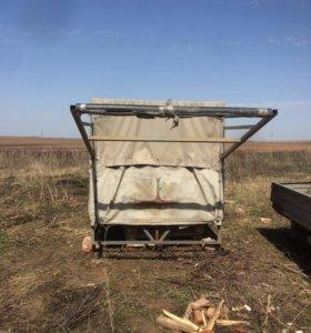 Кузов + тент 4 метровой газели