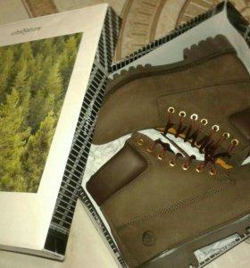 Ботинки мужские Lumberjack