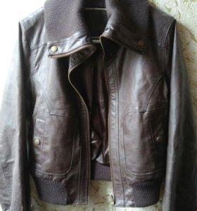 Куртка(кожзам)