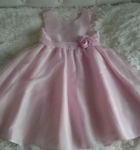 Праздничное платье на девочку, размер 128