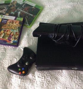 Xbox 360 )(Kinect)