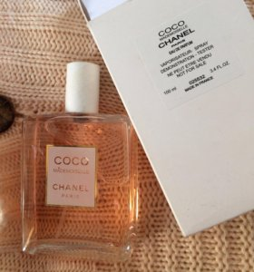 Tester Chanel Coco Mademoiselle 100ml