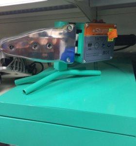 Аппарат для сварки ПВХ труб(утюг)