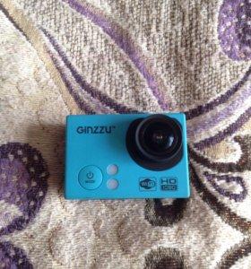 Экшен-камера Ginzzu