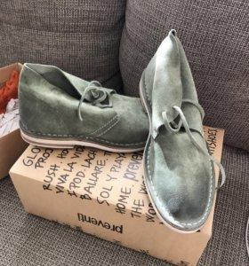 Мужские ботинки Preventi shoes