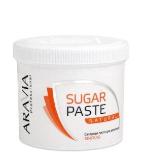 Сахарная паста для депиляции