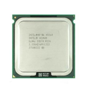 Процессор Xeon X5260 Socket 771 с адаптером 775