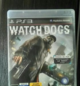 Watch dogs для PlayStation 3