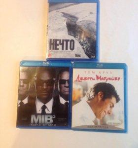 3 Blu-ray диска