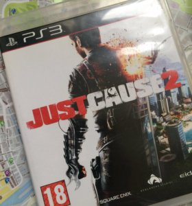 Just cause2 ps3