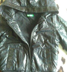 Куртка- ветровка 74 см